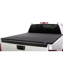 LUND 90950 Genesis Elite Snap Tonneau Black, Ford