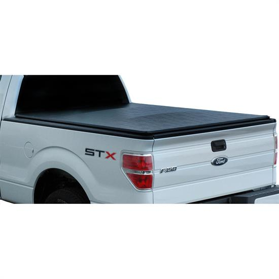 LUND 91030 Revelation Roll Up Tonneau Without RamBox, Dodge Ram
