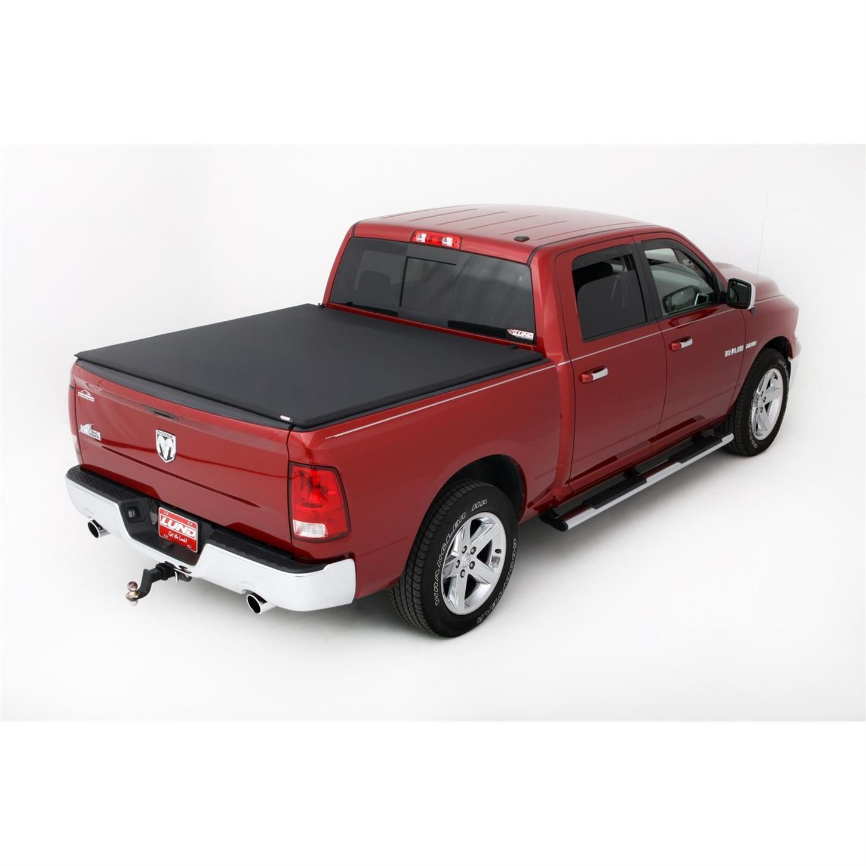 Lund 95865 Genesis Elite Tri Fold Tonneau Without Rambox Ram 1500