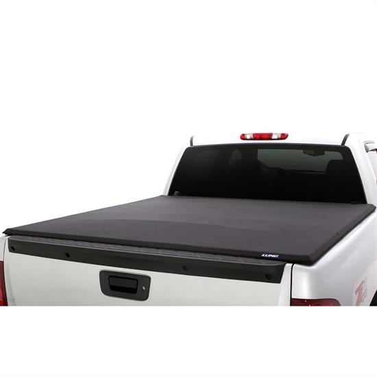LUND 968179 Genesis Elite Roll Up Tonneau Black, Colorado/Canyon