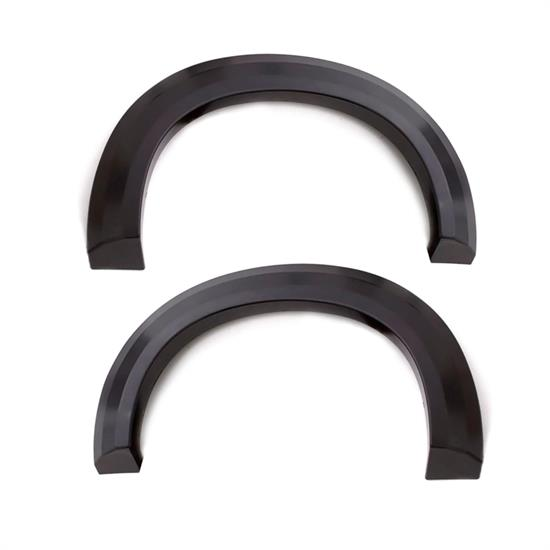 LUND EX119SB Extra Wide Style Fender Flare Set Rear, 15-17 F-150