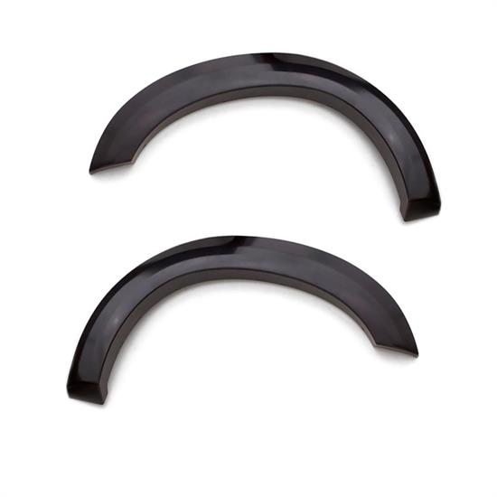 LUND EX119TA Extra Wide Style Fender Flare Set Front, 15-17 F-150