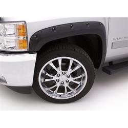 LUND RX111SA Rivet Style Fender Flare Set Front, Chevy