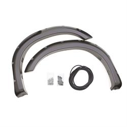 LUND RX602SA Rivet Style Fender Flare Set Front, 07-13 Tundra