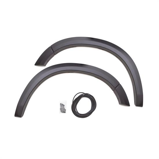 LUND SX204SA Sport Style Fender Flare Set Front, Ram 1500