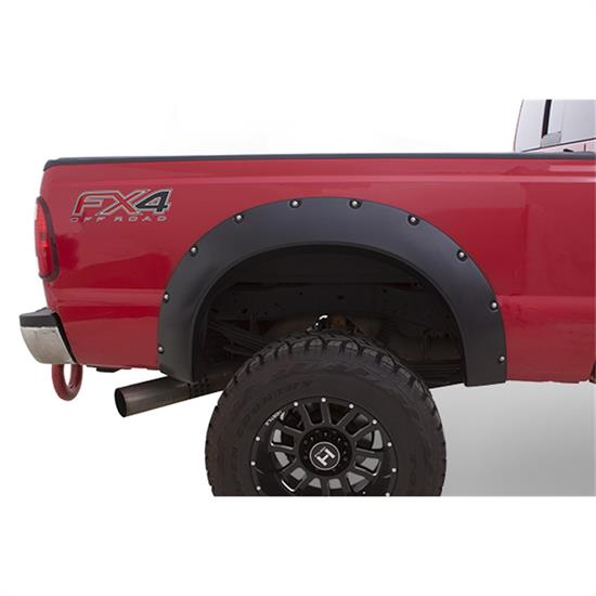 Bushwacker 20005-07 Cut-Out Fender Flares Rear Bronco
