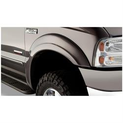Bushwacker 20039-02 OE Style Fender Flares Front Pair, Ford