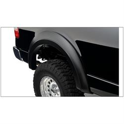 Bushwacker 20052-02 Extend-A-Fender Flares Rear Pair, 04-08 F-150