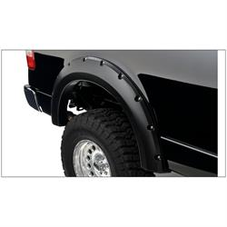 Bushwacker 20054-02 Pocket Style Fender Flares Rear 04-08 F-150