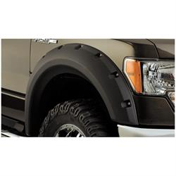 Bushwacker 20071-02 Max Coverage Pocket Fender Flares Front F150