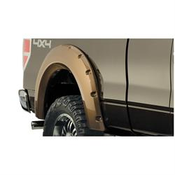 Bushwacker 20072-02 Max Coverage Pocket Fender Flares Rear F150