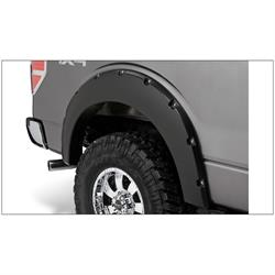 Bushwacker 20080-02 Pocket Style Fender Flares Rear 09-14 F-150