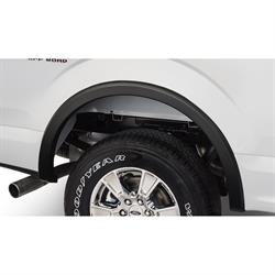 Bushwacker 20096-02 OE Style Fender Flares Rear Pair, 15-17 F-150