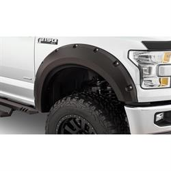 Bushwacker 20100-02 Max Coverage Pocket Fender Flares Rear F150