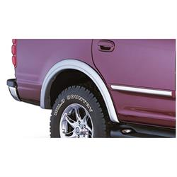 Bushwacker 20503-02 Street Style Fender Flares F/R 4pc Expedition