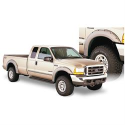 Bushwacker 20914-02 Pocket Fender Flares Stock Mount F250/F350