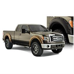 Bushwacker 20927-02 Max Coverage Pocket Fender Flares F150