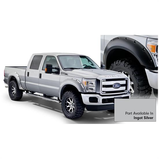 Bushwacker 20931-52 Pocket Painted Fender Flares F/R F250/F350
