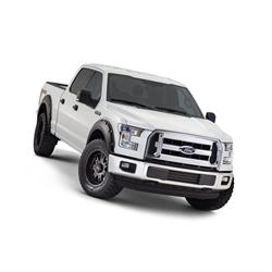 Bushwacker 20935-02 Pocket Style Fender Flares Set/4, 15-17 F-150