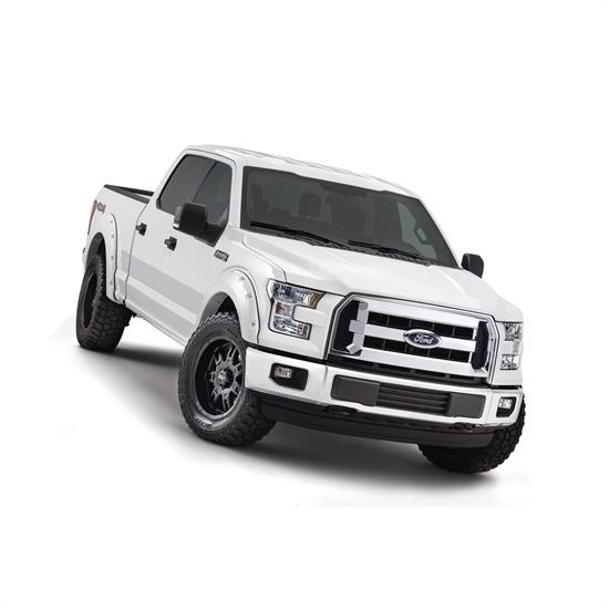 Bushwacker 20935-12 Pocket Painted Fender Flares F/R 15-17 F150