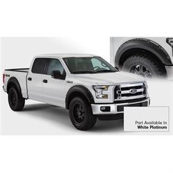 Bushwacker 20935-22 Pocket Painted Fender Flares F/R 15-16 F150