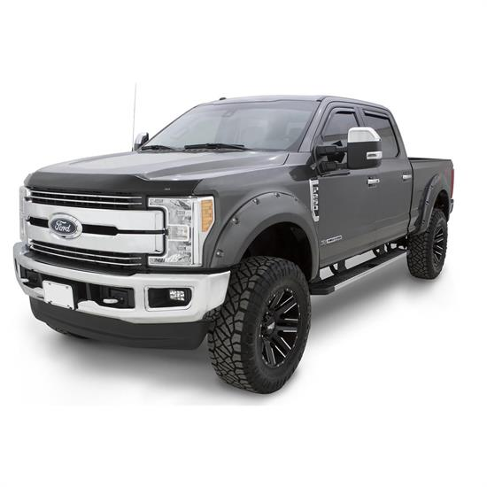 Bushwacker 20942-6A Pocket Painted Fender Flares F/R F250/F350