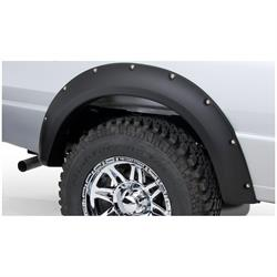 Bushwacker 21038-02 Pocket Style Fender Flares Rear 93-11 Ranger