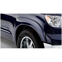 Bushwacker 30019-02 OE Fender Flares-Factory Mud FlapsTundra