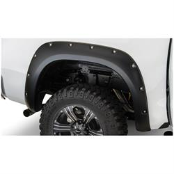 Bushwacker 30024-02 Pocket Style Fender Flares Rear 07-13 Tundra