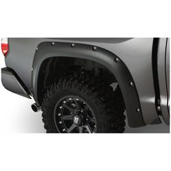 Bushwacker 30040-02 Pocket Style Fender Flares Rear 14-17 Tundra