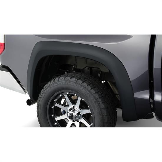 Bushwacker 30042-02 Extend-A-Fender Flares Rear Pair 14-17 Tundra