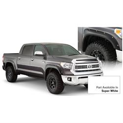 Bushwacker 30918-13 Pocket Style Painted Fender Flares F/R Tundra