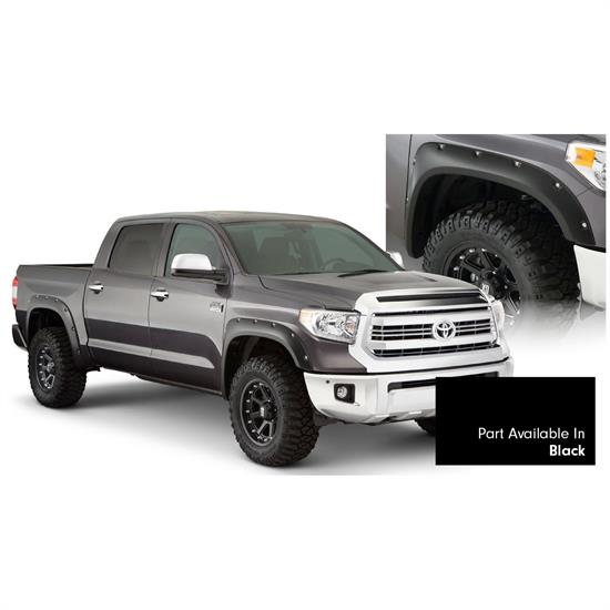 Bushwacker 30918-33 Pocket Style Painted Fender Flares F/R Tundra