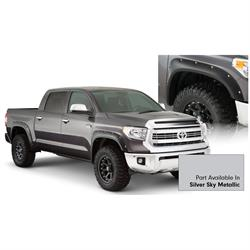 Bushwacker 30918-53 Pocket Style Painted Fender Flares F/R Tundra