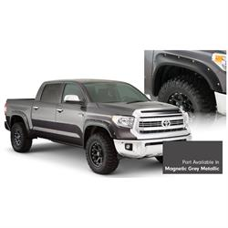 Bushwacker 30918-63 Pocket Style Painted Fender Flares F/R Tundra