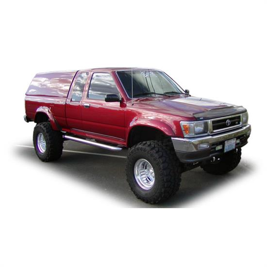 Bushwacker 31906-01 Extend-A-Fender Flares F/R 4pc, 89-95 Pickup