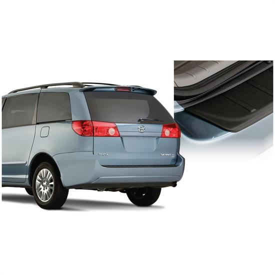 AVS 34004 OE Style Bumper Protection, 04-10 Toyota Sienna