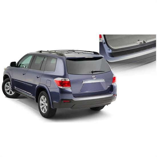 AVS 34017 OE Style Bumper Protection, 11-13 Highlander