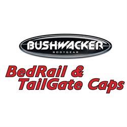 Bushwacker 38501 Toyota Smoothback Ultimate BedRail Cap