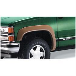 Bushwacker 40013-01 Extend-A-Fender Flares Front Pair, Chevy/GMC