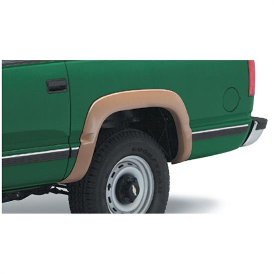 Bushwacker 40028-01 OE Style Fender Flares Rear Pair, Chevy/GMC