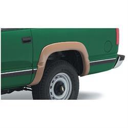 Bushwacker 40028-01 OE Style Fender Flares Rear Pair, Chevy/GMC