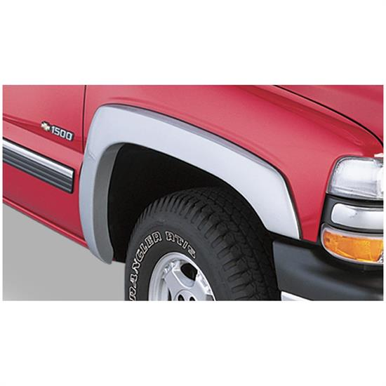 Bushwacker 40033-02 OE Style Fender Flares Front Pair, Chevy/GMC