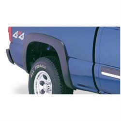 Bushwacker 40054-02 OE Style Fender Flares Rear Silverado 1500
