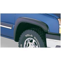 Bushwacker 40055-02 Extend-A-Fender Flares Front Silverado 1500