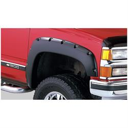 Bushwacker 40061-02 Pocket Style Fender Flares Front Pair, Chevy