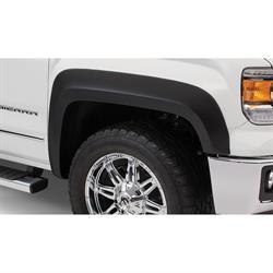 Bushwacker 40099-02 Extend-A-Fender Flares Front Sierra 1500