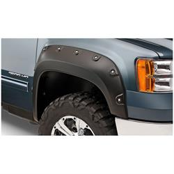 Bushwacker 40109-02 Boss Pocket Fender Flares Fr Sierra 2500/3500