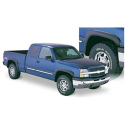 Bushwacker 40916-02 Extend-A-Fender Flares F/R Set/4, Chevy