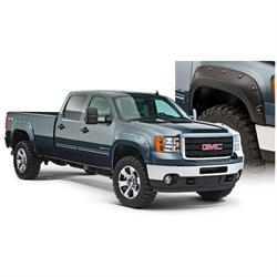 Bushwacker 40953-02 Boss Pocket Fender Flares F/R Sierra 25003500